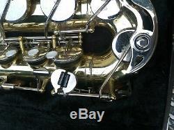 Yamaha YAS 23 Alto Saxophone Japan PROFESSIONALLY REFURBISHED ready to play