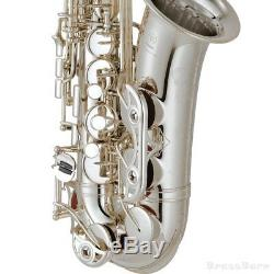 Yamaha YAS-62S III Silver-plated Alto Saxophone
