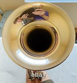 Yamaha YTR-8335 Xeno Bb Trumpet semi-custom