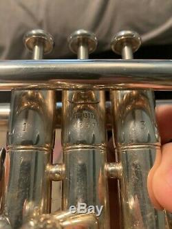 Yamaha YTR8310Z Bobby Shew Professional Bb Trumpet Silver