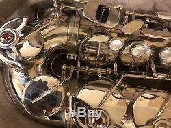 Yanagisawa Alto Saxophone A900u (Silver Plated) Professional
