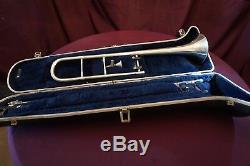 1914 Holton Ténor Spécial Professionnel Trombone Chicago