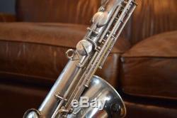 1917 Conn Wonder Améliorée Saxophone Alto