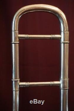 1920 Le Martin Modèle Professionnel Trombone Ténor-elkhart Ind