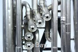 1926 Conn 5 Valve Euphonium Double De Bell Vintage