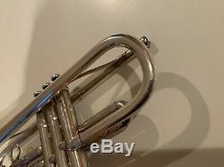 1947 Comité Martin Argentée Excellant Condition Trompette 159xxx