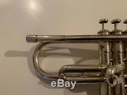 1947 Comité Martin Plaqué Argent Excellent État Trompette 159xxx