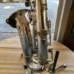 1952 Selmer Super Action Équilibré Vintage Saxophone Alto # 48xxx