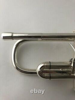 1963 Martin Committee Bb Trompette Avec Les Fabricants 1er Slide Trigger-silver