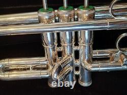 1971 Olds Recording Trumpet Silver, Pristine, Un Seul Propriétaire
