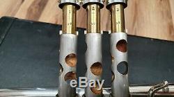 1973 Schilke B6l Cloche De Réglage `` Projet De Loi Chase Lead Trompette Horn Gamonbrass