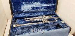 1974 Vincent Bach Stradivarius Modèle 25 Grand Bore Bb Trompette