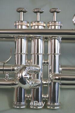 2001 Getzen Eterna 700s ML (. 460) Semi-pro Bb Trompette Pristine Condition