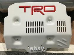 (2009-2014 Toyota Fj Cruiser) 2014 & Newer 4runner Trd Pro Front Skid Plate Oem