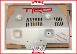 2014-2021 Toyota 4runner & 2009-2014 Fj Cruiser Front Trd Pro Skid Plate Gen Oem