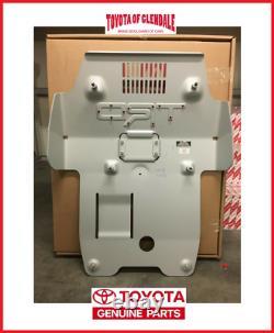 2016-2021 Toyota Tacoma Trd Pro Front Skid Plate Gen Oem Fast Ship Ptr60-35190