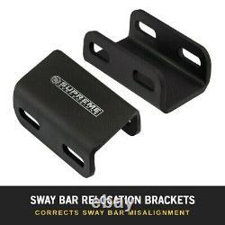 3 Front + 3 Rapide Rapide Sway Bar Pour 08-16 F250 F350 Superduty 4x4 Surloads