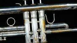 Acb Shop Super Vente Jupiter 1602 Xo Trompette Professionnelle Bb En Plaque D'argent