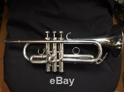 $ Ale! Vintage Rare Schilke E1 Trompette Probablement Faite Par Master Renold 60 Schilke