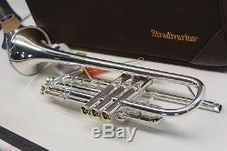 Apple Limited Edition Bach Stradivarius Pro Trompette Avec Bordure Dorée Mint Tres Rare