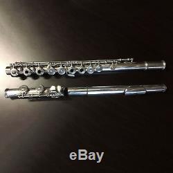 Argent L. L. Lebret Flute