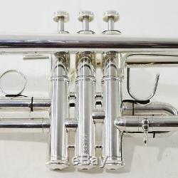 B & S Exe Exquisite Malcom Mcnab Modèle Trompette En MI Bémol Sn 162127 Splendide