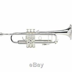 Bach 180s43 Stradivarius Series Bb Trompette Argent, Neuf Dans La Boîte! USA Concessionnaire