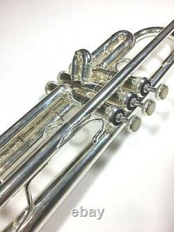 Bach 37s Professional Bb Trompette Argent Plaqué
