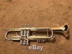 Bach Lr180s-43 Stradivarius Professional Bb Trompette