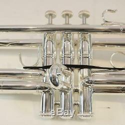 Bach Modèle 190s37 Stradivarius 50e Anniversaire Bb Trompette Impeccable