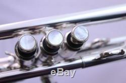 Bach Modèle Ac190s Artisan Stradivarius Professionnel C Trompette Impeccable