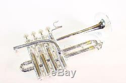 Bach Modèle Ap190s Stradivarius Artisan Piccolo Trompette Impeccable