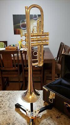 Bach Modèle C180sl229pc Trompette Professionnelle C Stradivarius'philly 'neuf