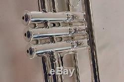 Bach Modèle Lr180s37 Stradivarius Professional Bb Trompette Impeccable