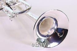 Bach Modèle Lt190s1b Stradivarius Commercial Bb Trompette Impeccable