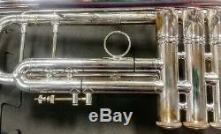 Bach Stradivarius 180 Trompette En Sib 180s37 Grand Calibre (calibre. 462)