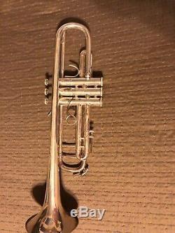Bach Stradivarius 180 Trompette Sib 180s37g