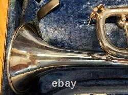 Bach Stradivarius 180s37 Bb ML Trompette D'argent À Vendre! Beaucoup D'extras