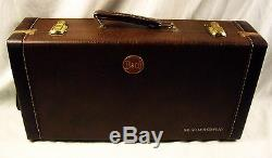 Bach Stradivarius 189 Professionnel Eb D Argent Trompette El 239 Bell. 459 Bore Wow
