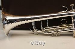 Bach Stradivarius 37 ML 180s37 Trompette Professionnelle Grande Corne De Jeu