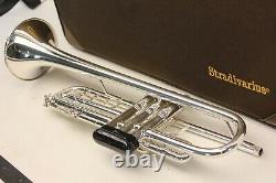 Bach Stradivarius 37 ML Trumpet Professional Horn Low Miles, Mint Condition L@@k