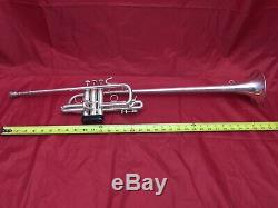 Bach Stradivarius 37 Trompette Cor Professionnel Très Agréable Et Ready Bosselures