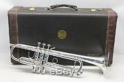 Bach Stradivarius 43 H 180s43 ML Trompette Cor Professional Lr25 Inversée Lead