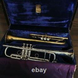 Bach Stradivarius 43 Lightweight Mt Vernon, New York Gamonbrass Trompette