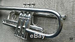 Bach Stradivarius C180sl229 25h Herseth, Trompette Gamonbrass Cas D'origine