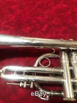 Bach Stradivarius Cornet Modèle 37 Avec Trigger