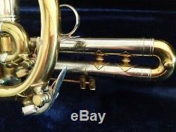 Bach Stradivarius Cornette Mt. Vernon Modèle 25 Bb Cornet- Grand Alésage