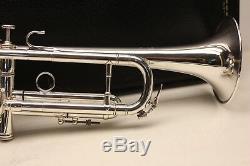 Bach Stradivarius Personnalisée 43 ML De Bell W Chicago Benge Valves Trompette Incroyable Horn