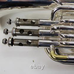 Baryton Yamaha Ybh301-s Argent Plaqué, Incl Nouveau Sac De Concert Fusion