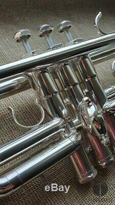 Beau! Schilke B5lb Béryllium Tuning Cloche, Trompette Cas Gamonbrass